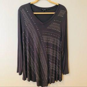 Ava&Grace Beautiful Shirt Size PXL